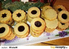Walnut Linseed with Sour Sour Cream Recipe – TopRecepty. Sour Cream, Cream Recipes, Holiday Recipes, Christmas Holidays, Muffin, Cookies, Breakfast, Desserts, Food