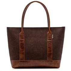 Boat bag chocolate | Graf & Lantz