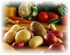 #Potatoes are good source of important vitamins and nutrients that help our body strong all day long. Also known as a source of starch and fiber and one of the most widely grown perennial crops as well as the low cost staple food items all over the world.