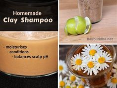 I use Moroccan clay or rhassoul clay to make this moisturising shampoo. You can add some rosewater and few drops of almond oil and your scalp is ready for a treat. Dandruff Remedy, Anti Dandruff Shampoo, Moisturizing Shampoo, Natural Shampoo, Natural Hair Care, Hair Remedies, Hair Clay, Flaky Scalp, Getting Rid Of Dandruff