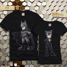 10ce078f 88 Best Couple T-Shirt images   Superhero, Batman, Boyfriends