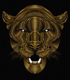 Consulter ce projet @Behance: «Panther»…