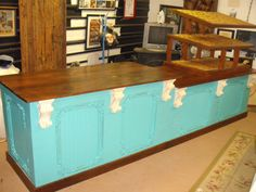 Retail Counter Cabinet Cupcake Shop / Bar