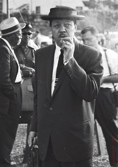 """Saxophonist Lester Young :The song """"GoodBye Pork Pie Hat"""" was written for him by Charles Mingus . Jazz Artists, Jazz Musicians, Music Is Life, My Music, Newport Jazz Festival, Jazz Players, Saxophone Players, Jazz Cat, Hard Bop"""