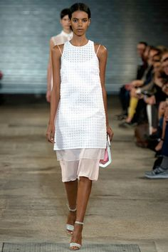 Richard Nicoll Spring 2014 Ready-to-Wear Collection Slideshow on Style.com