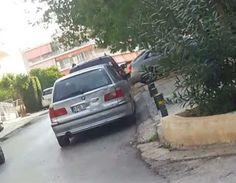 Τα πάντα για τον άνθρωπο         : Το αυτοκίνητο αδελφού κορυφαίου υπουργού με βουλγα...