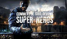 Le premier film de super-héros français dans les préparations