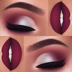 21 makeup ideas for Thanksgiving dinner - Samantha Fashion Life- Make-up-Ideen für das Thanksgiving-Dinner – Samantha Fashion Life 21 makeup ideas for the Thanksgiving dinner- 21 makeup ideas for the Thanksgiving dinner: # FALL PURPLE SHADES; Maquillage On Fleek, Maquillage Kylie Jenner, Makeup Goals, Makeup Inspo, Makeup Ideas, Makeup Tutorials, Makeup Hacks, Cute Makeup, Gorgeous Makeup