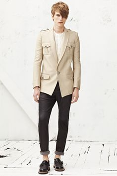 Balmain Resort 2016 Fashion Show: Complete Collection - Style.com