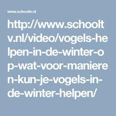 http://www.schooltv.nl/video/vogels-helpen-in-de-winter-op-wat-voor-manieren-kun-je-vogels-in-de-winter-helpen/