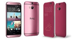HTC and the CarphoneWarehouse have worked together to launch a Pink version of the #HtcOneM8  with the hopes it will boost sales over the Summer!   Yep, you heard that right, the HTC One M8 is now available in pink.