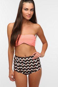 eff0f8d716c99 Lolli Crisscross Bikini - Urban Outfitters