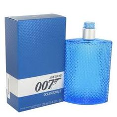 007 Ocean Royale Cologne by James Bond, oz Eau De Toilette Spray for Men: 007 Ocean Royale Cologne by James Bond… Perfume Glamour, Perfume Versace, Perfume Diesel, Perfume Store, Best Perfume, Eau De Toilette, Eau De Cologne