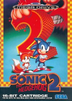 SONIC THE HEDGEHOG 2 (Favorite Video Games) – Played this endlessly with my dad when I was younger.
