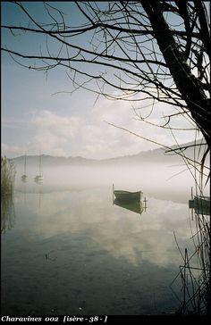 """Charavines. Lac de Paladru.  De """"Bohneur"""" 001"""
