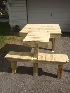 Shooting Bench I'll make one of these one day for you and I to both sit at :) Shooting Stand, Shooting Table, Shooting Guns, Shooting Sports, Portable Shooting Bench, Shooting Bench Plans, Outdoor Projects, Wood Projects, Woodworking Projects