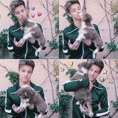 Aw super cute I love it Cameron Dallas, Cam Dallas, Cameron Alexander Dallas, Magcon Family, Magcon Boys, Bae, Cody Simpson, Jack Johnson, Boy Models
