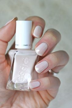 Essie Wedding Nail Polish Awesome Essie Gel Couture Bridal 2017 Collection Swatches