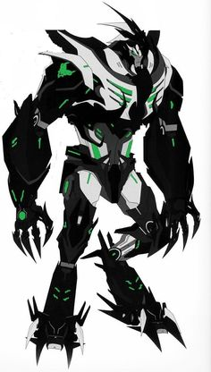 TF Prime: Wildstrike by tevermore.deviantart.com on @DeviantArt