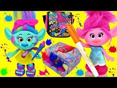 Trolls Poppy and Harper do fun art projects for kids from the Dreamworks Trolls movie. We add jewels and stickers to a fun Poppy themed jewelry box where we … source Cool Art Projects, Projects For Kids, Kids Jewelry Box, Fun Art, Shopkins, Diy Doll, Wholesale Jewelry, Dreamworks, Poppy