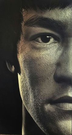 Bruce Lee, Man Of Power.