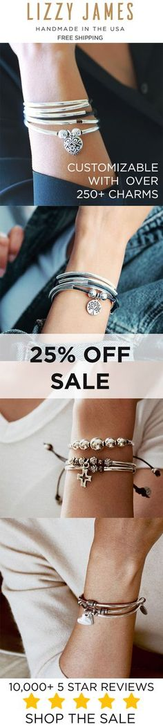 fa5cbe681 51 Best Charm Bracelets Styling images in 2019 | Bracelets, Jewelry ...