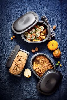 We're already brainstorming for our fall feasts! With our UltraPro set, everything will cook to perfection during the holiday season. #Tupperware