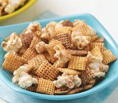 #GlutenFree Snickerdoodle Chex® Mix