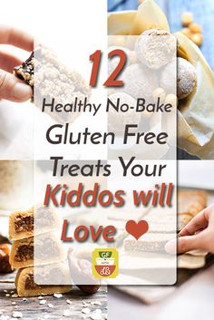 School has officially started!! And so has the need for having quick, healthy, gluten-free snacks for your kiddos to enjoy. Even though we do not have kids (yet!), we have the pleasure of seeing a bunch of our friends' kids. Little ones' taste buds may be a little picky, but all of these recipes prove …