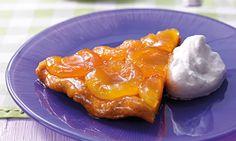 Aprikosen-Tarte mit Vanille-Sahne Rezept: Ein fruchtiger Aprikosenkuchen für die Kaffeetafel - Eins von 5.000 leckeren, gelingsicheren Rezepten von Dr. Oetker!