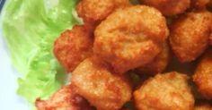つくれぽ1274件達成!о´∀`о 材料は『ひき肉』『豆腐』『からあげ粉』。某コンビニ『ロー●ン』のカラアゲくんみたい!