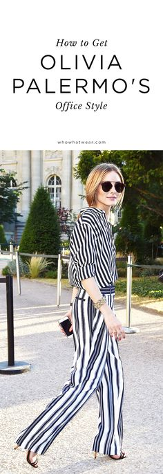Outfit ideas inspired by Olivia Palermo