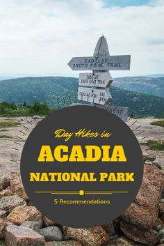 5 Recommended Day Hikes in Acadia National Park, Maine