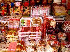 dulces tradicionales... de camote! Estado de Puebla