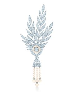 Great Gatsby Collection Savoy Headpiece from Tiffany & Co