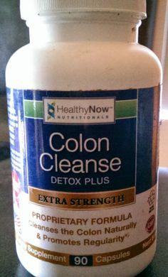 My daughter has compared HealthyNow Colon Cleanse Detox Plus to another colon cleanse and likes HealthyNow over the other.