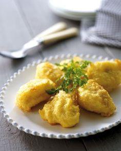 Dauphine-aardappelen
