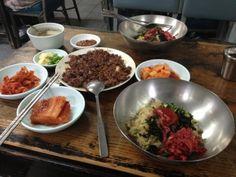 9. 진주 천황식당:진주비빔밥 (한국인이 사랑하는 오래된 한식당 100선) : 네이버 블로그