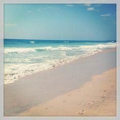 The beautiful beaches of the Gold Coast. #beach #goldcoast