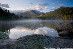Bear Lake... Rocky Mountain National Park Colorado
