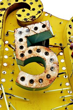 5, Neon Museum, Las Vegas, via Flickr.