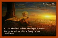 You can stand tall w...