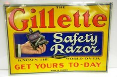 Image result for old advertising signs