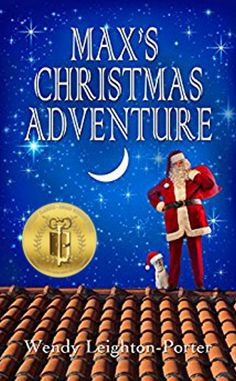 Max's Christmas Adventure won Best Holiday Book
