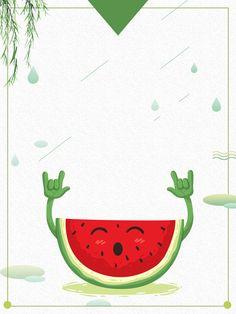 Creative watermelon dahuang jieshu poster background material Watermelon Background, Watermelon Wallpaper, Rainbow Background, Flower Background Wallpaper, Cute Wallpaper Backgrounds, Cute Cartoon Wallpapers, Animated Fonts, Yalda Night, Watermelon Crafts