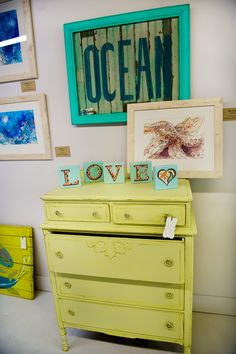 I like this dresser!
