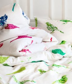 H and M Bedding. Adore this!! xox