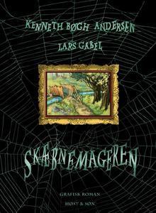 10 stars out of 10 for Skæbnemageren by Kenneth Bøgh Andersen & Lars Gabel  #boganmeldelse #bookreview #bookstagram #booknerd #bookworm #books #bookish #booklove #bookeater #bogsnak # grasphicnovel #comicbook Read more reviews at http://www.bookeater.dk
