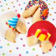 Custom Birthday Fortune Cookies
