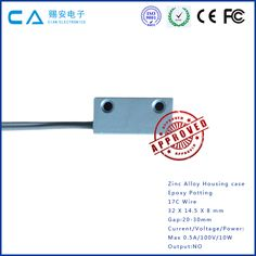 Bestseller model normally open magnetic reed contact